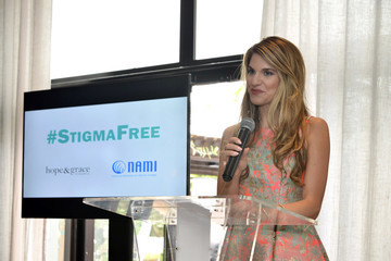 Rachel Mccord Hope and Grace Luncheon With NAMI And Philosophy For Mental Health Awareness Month