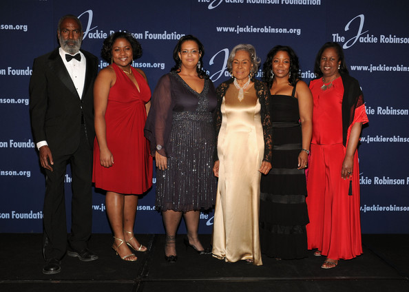 The Jackie Robinson Foundation Annual Awards Dinner - Reception
