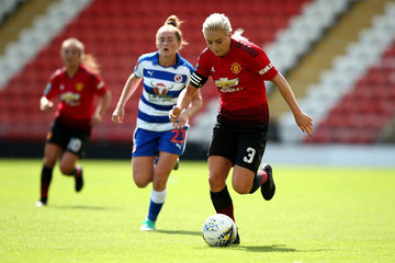 Rachel Rowe Manchester United Women vs. Reading - FA WSL Continental Tyres Cup
