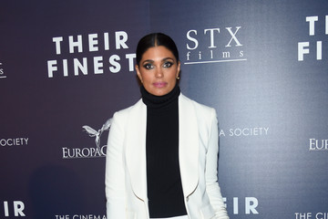 Rachel Roy STXfilms And EuropaCorp With The Cinema Society Host The Premiere Of 'Their Finest'