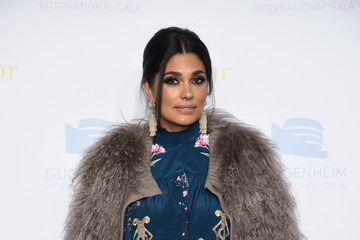 Rachel Roy 2016 Guggenheim International Pre-Party Made Possible by Dior