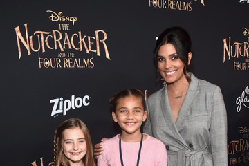 Rachel Roy Stars Of Disney's 'The Nutcracker And The Four Realms' Attend The World Premiere At Hollywood's El Capitan Theatre