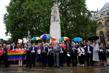 Rachel Treweek Members Of Parliament Pay Tribute To The Victims Of Orlando Shootings