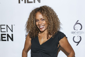 Rachel True Chaz Dean Holiday Party Benefiting Love Is Louder