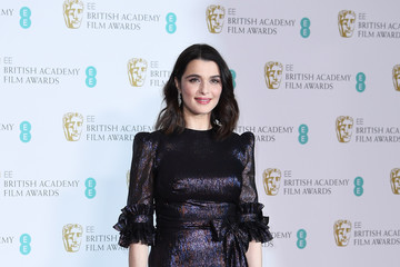 Rachel Weisz EE British Academy Film Awards - Press Room