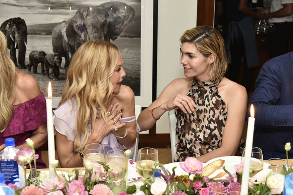 Rachel Zoe Collection Summer Dinner At Moby's East Hampton [floral design,flower arranging,event,floristry,plant,flower,art,rachel zoe collection summer dinner,moby,rachel zoe,delfina blaquier,aurate,east hampton with fiji water,east hampton,new york,tanqueray]