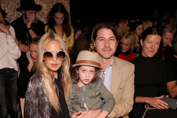 Rachel Zoe Rodger Berman Tommy Hilfiger Women's - Front Row - Spring 2016 New York Fashion Week: The Shows