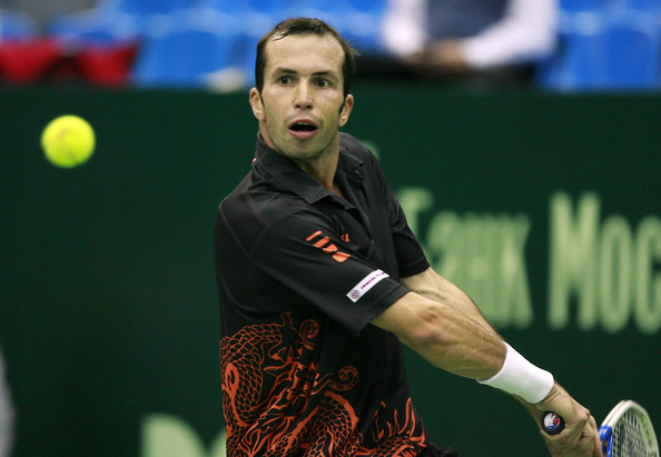 Radek Stepanek - Kremlin Cup - Day Two