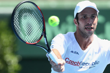 Radek Stepanek Davis Cup World Group First Round - Australia v Czech Republic: Official Draw