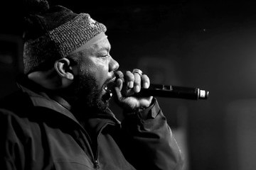 Raekwon #TBT Night with Slick Rick, EPMD, Big Daddy Kane, Biz Markie, and Ghostface Killah with Raekwon presented by Buzzfeed and Mastercard
