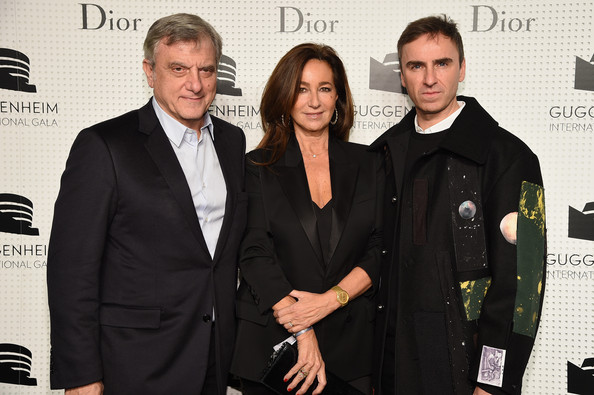 Guggenheim International Gala Pre-Party Made Possible By Dior