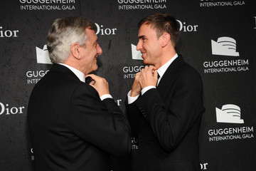 Raf Simons Guggenheim International Gala