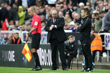 Rafael Benitez Newcastle United v Brighton & Hove Albion - Premier League