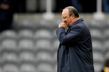 Rafael Benitez Newcastle United v Chelsea FC - Premier League