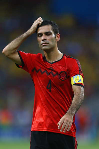 Rafael Marquez Photos Photos - Brazil v Mexico: Group A ...