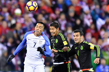 Rafael Marquez Mexico v United States - FIFA 2018 World Cup Qualifier