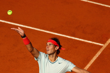 Rafael Nadal The Internazionali BNL d'Italia: Day 7