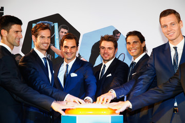 Rafael Nadal Andy Murray Barclays ATP World Tour Finals Draw