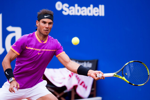 Ear Problem Fails To Curb Rafael Nadal's Desire To Thrive In Madrid