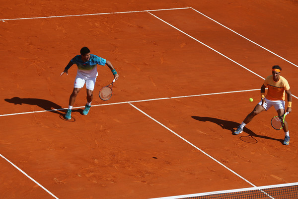 ATP Masters Series: Monte Carlo Rolex Masters - Day Two []