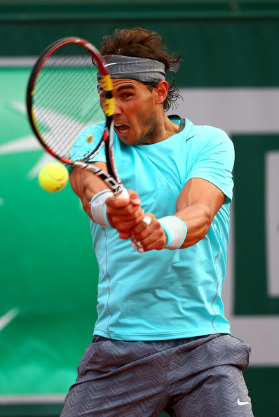 Rafael Nadal - French Open: Day 11