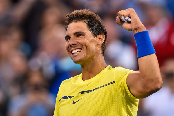 Rafael Nadal To Become World No.1 As Federer Withdraws From Cincinnati