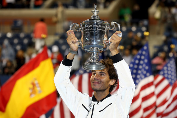 Rafael Nadal - US Open: Day 15