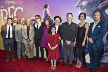Rafe Spall The U.S. Premiere Of Disney's 'The BFG'