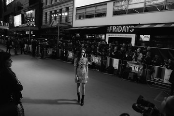 Raffey Cassidy Alternative View - 61st BFI London Film Festival