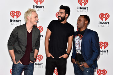 Rahul Kohli 2015 iHeartRadio Music Festival - Night 1 - Backstage