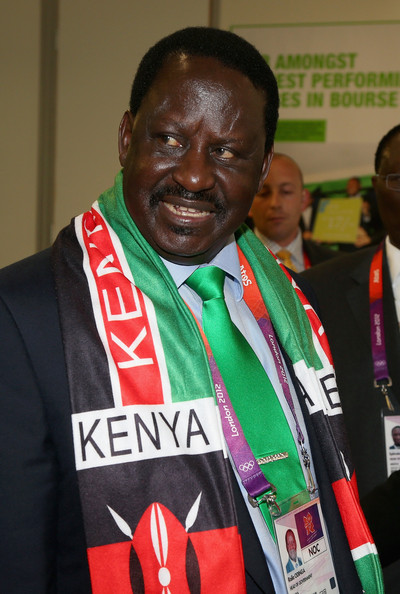 Kenya Prime Minister RT. HON. Raila Odinga Visits Kenya National House