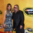 Rain Andreani Nascar Sprint Cup Series Awards