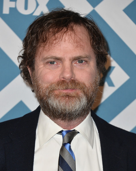 Rainn Wilson Arrivals at the Fox All Star