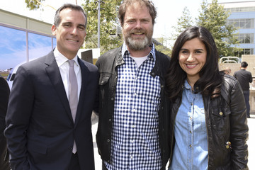 Rainn Wilson Fast Company Hosts First-Ever LA Creativity Counter Conference