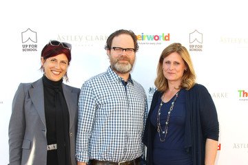 Rainn Wilson Theirworld Los Angeles Reception With Astley Clarke