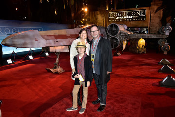 Rainn Wilson The World Premiere of 'Rogue One: A Star Wars Story'