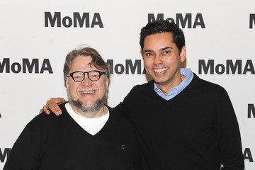 Rajendra Roy MoMA's Contenders Screening of 'The Shape of Water'