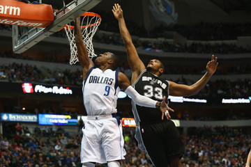 Rajon Rondo San Antonio Spurs v Dallas Mavericks