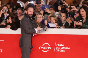 Ralph Fiennes 'The English Patient - Il Paziente Inglese' Red Carpet - 11th Rome Film Festival