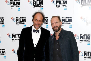 Ralph Fiennes 'A Bigger Splash' - Red Carpet - BFI London Film Festival