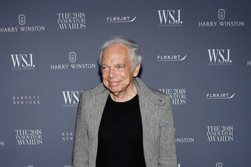Ralph Lauren WSJ. Magazine 2018 Innovator Awards Sponsored By Harry Winston, FlexJet & Barneys New York - Arrivals