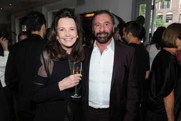 Ralph Rucci The Cut and New York Magazine's Dinner For Cathy Horyn