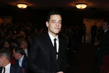 Rami Malek Lincoln Center Honors Bonnie Hammer at American Songbook Gala - Inside