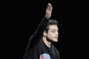Rami Malek CinemaCon 2018 - 20th Century Fox Invites You To A Special Presentation Highlighting Its Future Release Schedule