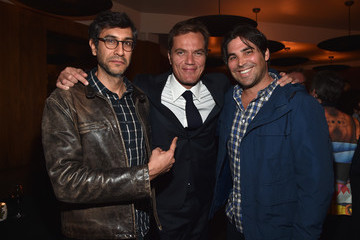 Ramin Bahrani Broad Green Pictures Holiday Party