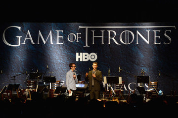 Ramin Djawadi 'Game Of Thrones' Live Concert Experience Announcement Event