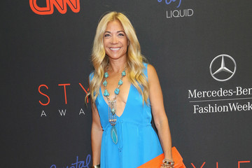 Ramy Sharp MBFW: Arrivals at the Style Awards