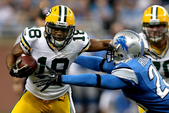 Randall+Cobb+Green+Bay+Packers+v+Detroit