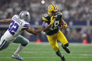 Randall Cobb Divisional Round - Green Bay Packers v Dallas Cowboys