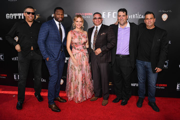 Randall Emmett NY Premiere Of 'Gotti' Starring John Travolta, In Theaters June 15,2018